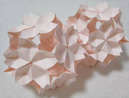 クリスマス 折り紙 折り紙 桜 折り方 : mimidaikon.cocolog-nifty.com